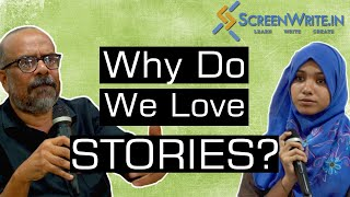 Once Upon a Time In Kollywood.. Why Do We Love Stories? | ScreenWrite | Ethiraj College VisCom|