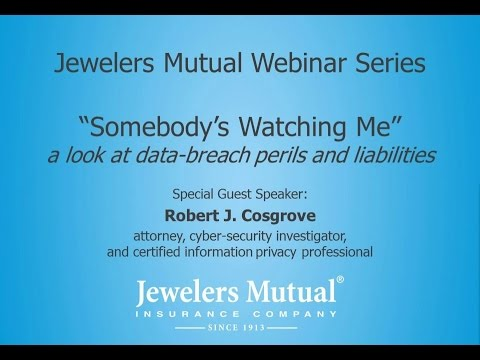 JM Webinar: Data breach perils and liabilities for jewelry businesses