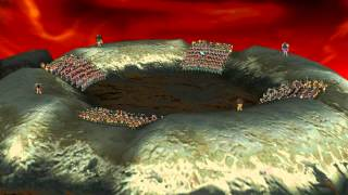 Populous 3 The Beginning - The Armageddon Spell