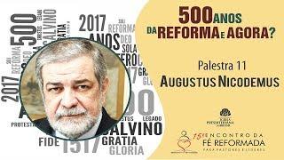 CALVINO, O TEÓLOGO DO ESPÍRITO SANTO | AUGUSTUS NICODEMUS