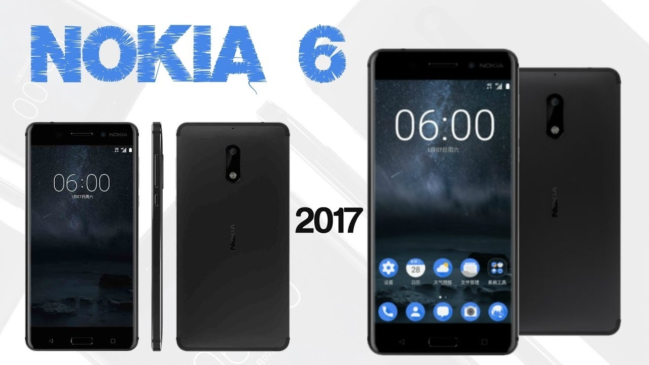 Nokia 6 Is Just Released and Support 5G Network
