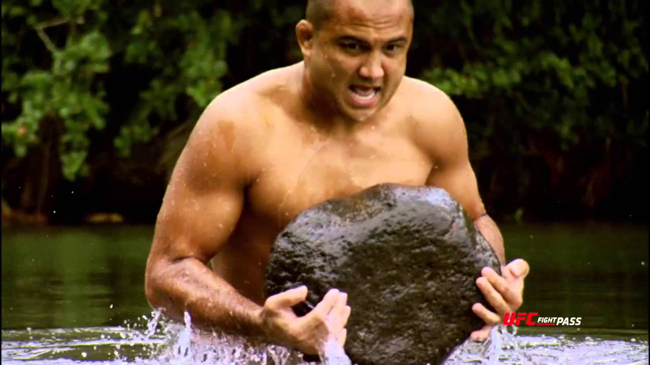 how tall is bj penn