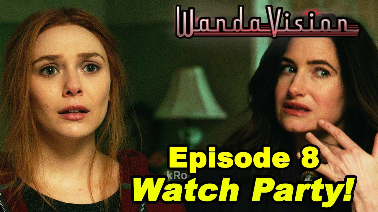 'WandaVision' episode 8: How to watch and stream next Marvel ...