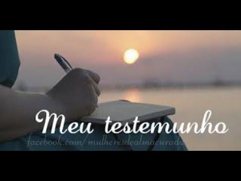 MEU TESTEMUNHO -