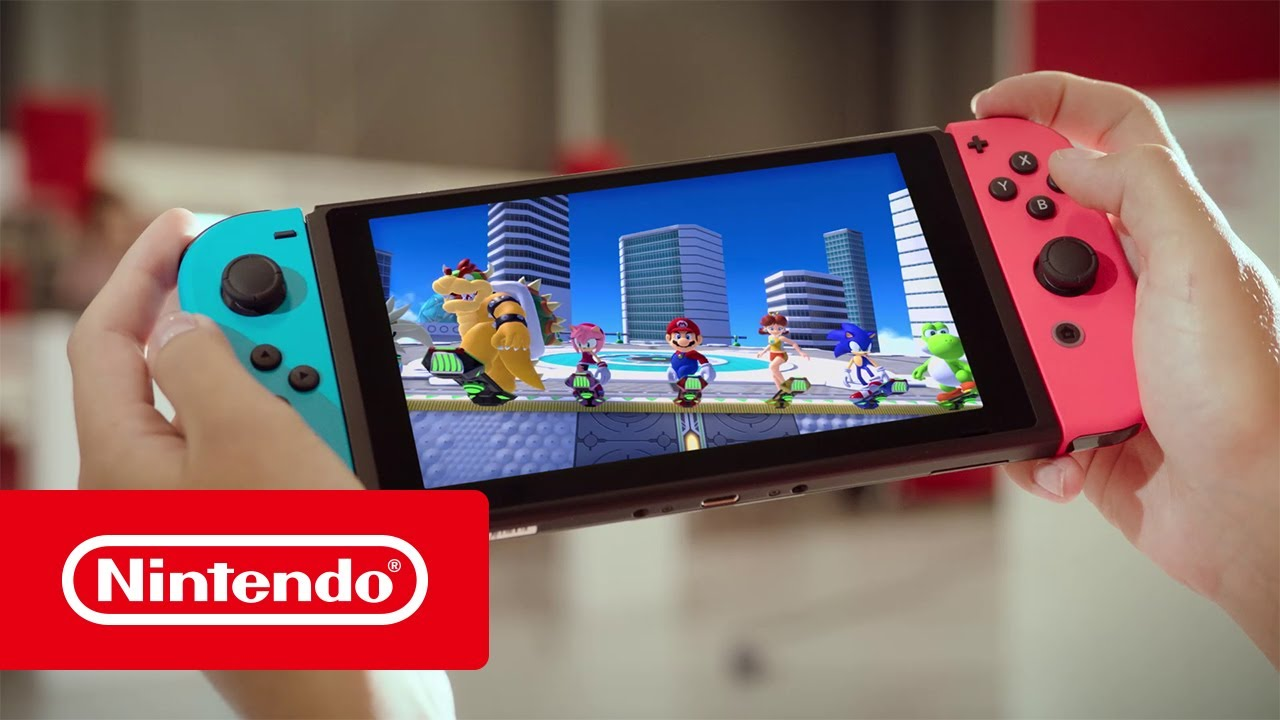 Mario & Sonic at the Olympic Games Tokyo 2020 - Fun Takes Off trailer (Nintendo Switch)