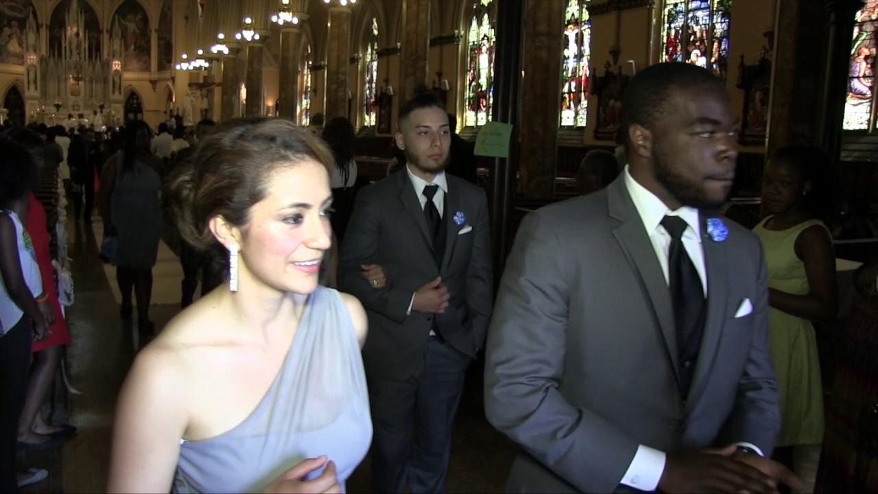 Diana & Melvin's Wedding