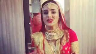 Bridal dance/ dulhan dance