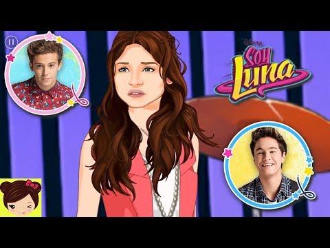 Soy Luna Historia Interactiva  Luna tiene que Escoger entre Simon o Matteo  Juguetes de Titi