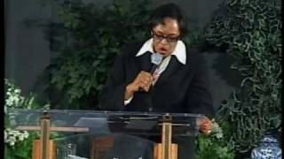 Pastor Jackie McCullough- The Antidote to Fear