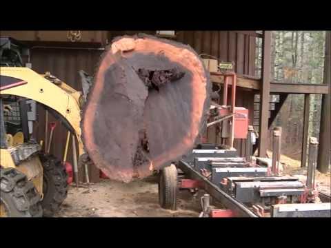 Black Walnut Milling