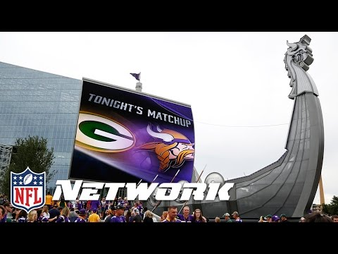 Are the Vikings Making a Mistake Playing Indoors? | DDFP with Al Franken | NFL Network