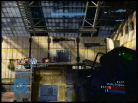 xI S3NTRY IX First Halo 3 Montage