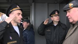 """МТВ """"Академик Ковалёв"""" передан ВМФ РФ"""