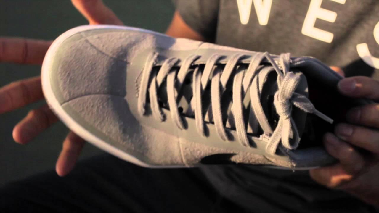 100 Kickflips In The Nike SB Bruin Hyperfeel Shoes. CCS