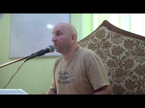 Шримад Бхагаватам 5.1.8 - Сатья дас