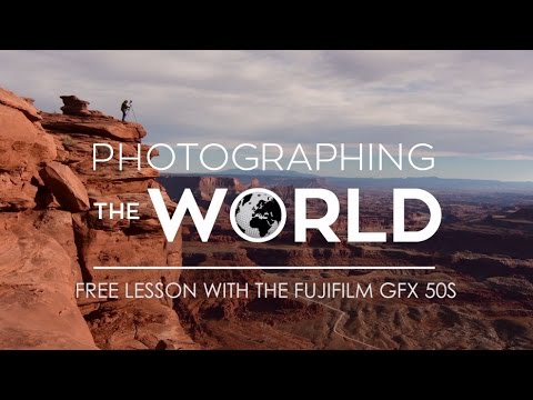 Photographing Horseshoe Bend with Elia Locardi and the GFX 50S (USA)