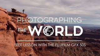 Photographing Horseshoe Bend with Elia Locardi and the GFX 50S (USA) thumbnail
