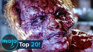 Top 20 Monster Movie Reveals