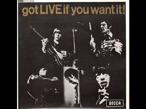 """I´M MOVING ON(Live)""  THE ROLLING STONES  DECCA EP DFE 8620 P.1965 UK"