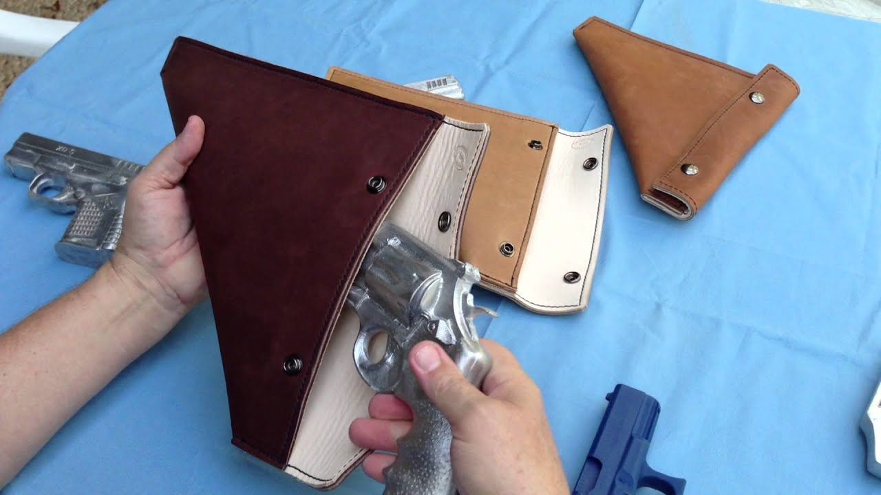 Concealed Caddy® | Pistol Storage in Car/Briefcase | Bear