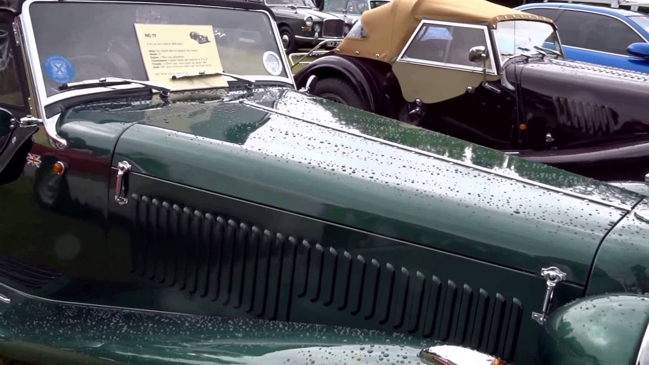 Mg Ng Tf Classic Kit Car Youtube
