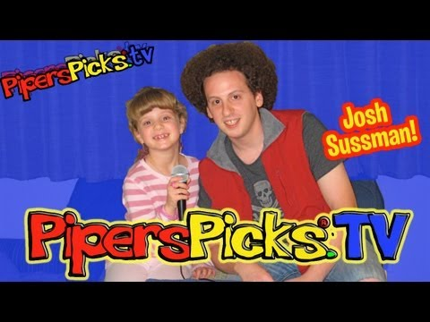 CLAYTON from Drake & Josh! JOSH SUSSMAN Talks GLEE, WIZARDS Waverly Place  PIPER GOES HOLLYWOOD