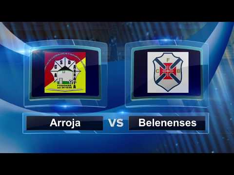 2017/11/11 - Arroja 1 - 9 Belenenses