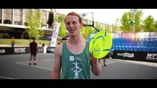 Flying Disc Freestyle Explained