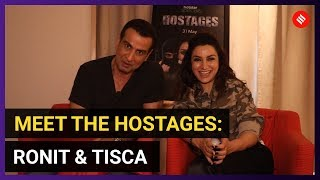 Hostages Web Series | Dr Mira Anand is my hero: Tisca Chopra | Hotstar