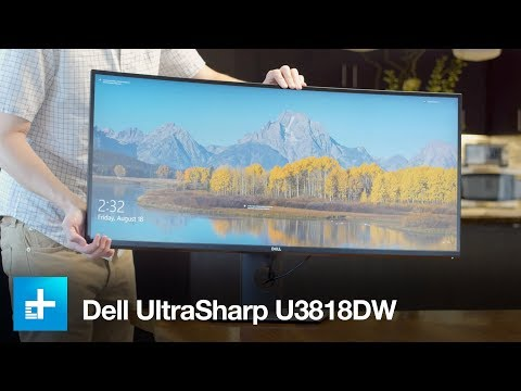 Dell UltraSharp U3818DW - Hands On Review