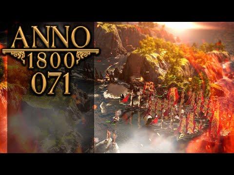 ANNO 1800 🏛 071: SCHLACHT auf Tacinarro!