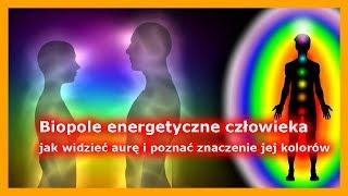 Biopole energetyczne człowieka - jak widzieć aurę i poznać znaczenie jej kolorów