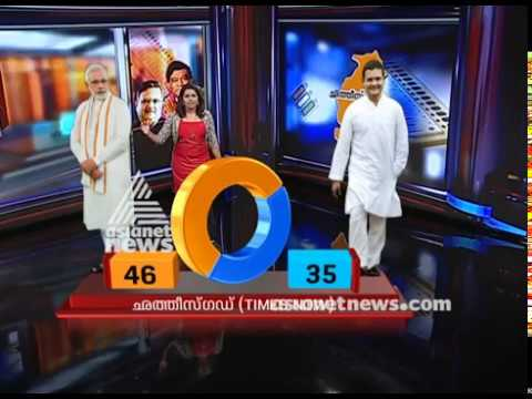 Assembly Election 2018 ; Exit Poll 2018 | Chhattisgarh