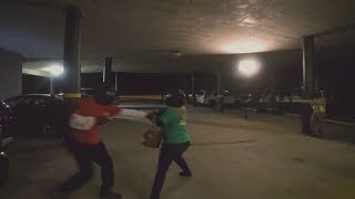 Woman Attacked in Parking Garage at Night: First Person Defender| S5 E12