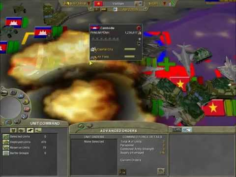 Let's Play: Supreme Ruler 2020 - Vietnam - Final
