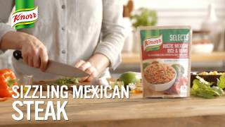 How to Make Knorr Sizzling Mexican Steak | An Original Knorr© Recipe