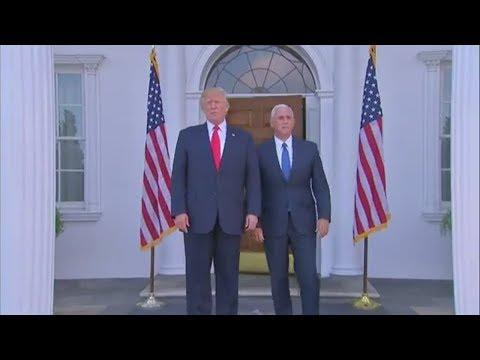 Nordkorea-Konflikt: Eskalation von Trump, Deeskalation von Merkel