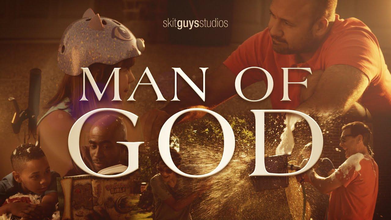 Skit Guys - Man of God - YouTube