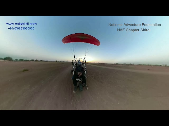 National Adventure Foundation, NAF Chapter Shirdi,   www.nafshirdi.com