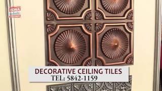 Decorative Ceiling Tiles en Nicaragua