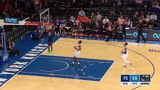 3rd Quarter, One Box Video: New York Knicks vs. Minnesota Timberwolves
