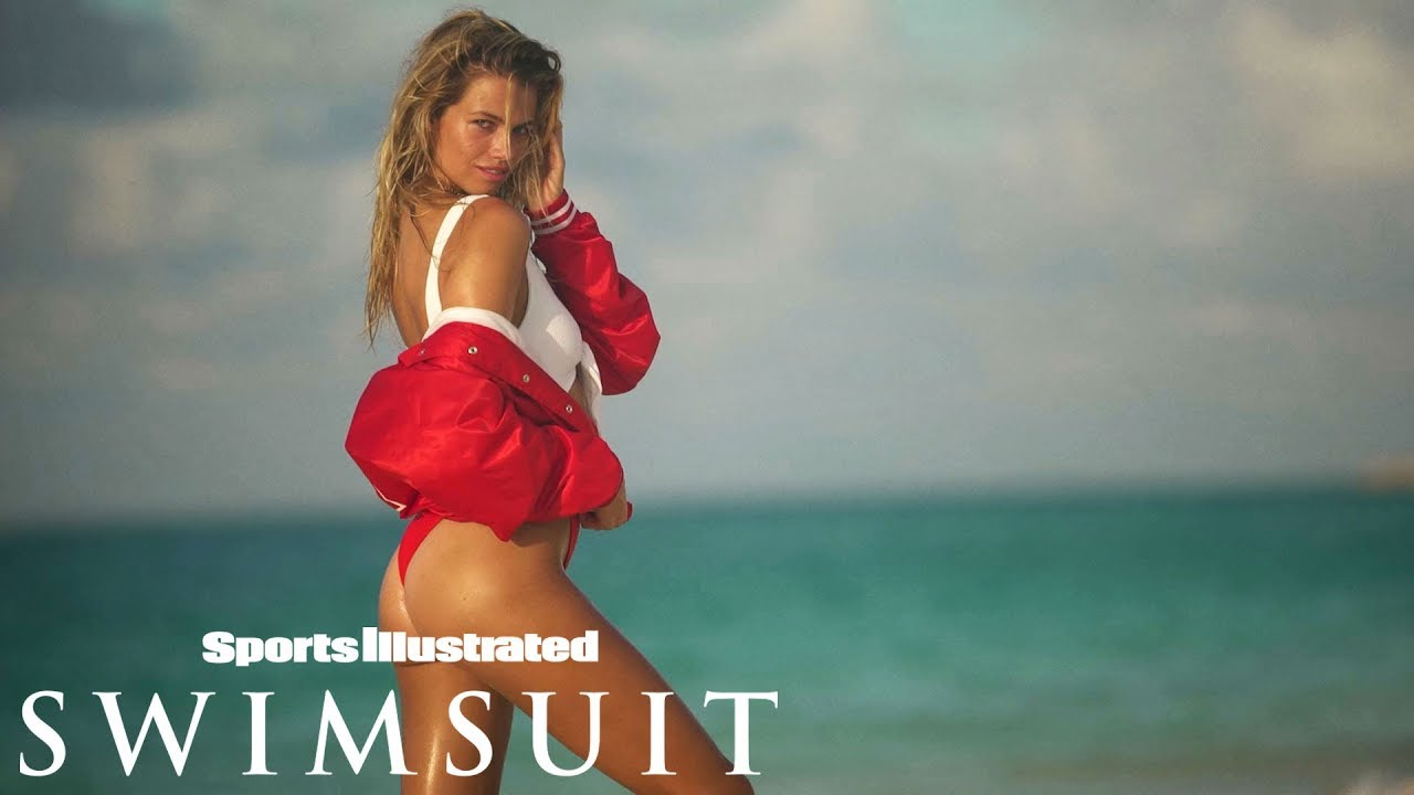 Hailey Clauson's HOT 80s Style | CANDIDS | Sports Illustrated Swimsuit