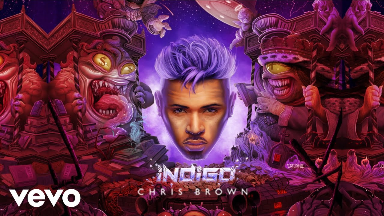 Chris Brown - Natural Disaster / Aura (Audio)