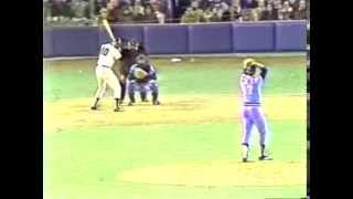 Chris Chambliss 1976 - ALCS Gm. 5 Walk-Off Called by Phil Rizzuto, WPIX-TV, 10/14/1976