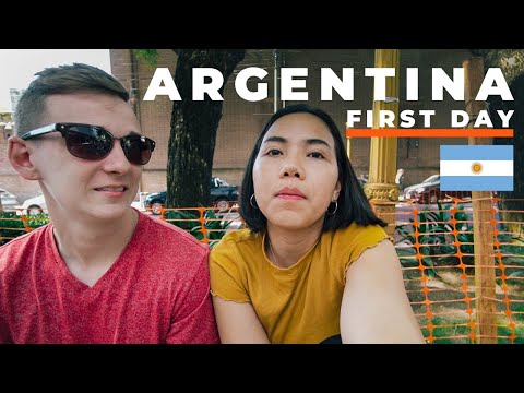First Day In Buenos Aires - RECOLETA Apartment Tour, What TO EXPECT? 🇦🇷
