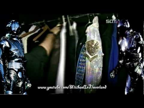 Michael Jackson - Backstage & Costumes - History Tour 1997