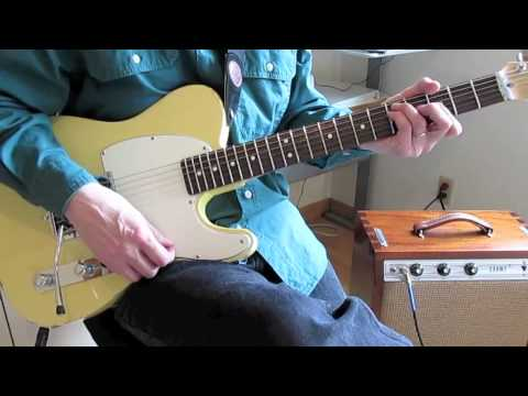 Guitar Lesson: BB King Style