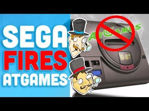 Sega Fires AtGames from Genesis Mini! - Rerez Hot Takes