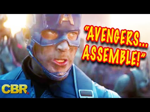 The 20 Most Hyped MCU Scenes