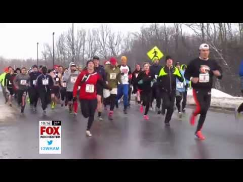 RIT on TV: FreezeFest 5k on WUHF